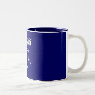 雜的武術 MIXED MARTIAL ARTS COFFEE MUG