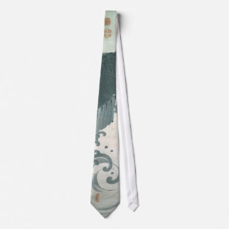 鯉魚図, 若冲  Carp (Koi), Jakuchu, Japan Art Tie
