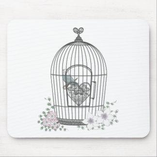 鳥かご MOUSEPAD