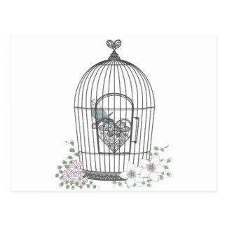 鳥かご POST CARDS