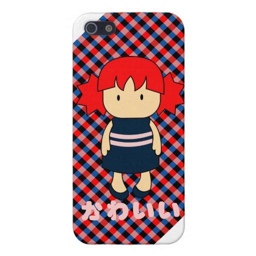 Nana Kawaii phone case Case For iPhone 5