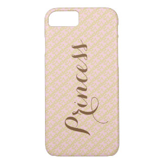 ✨sparkling princess✨ iPhone 8/7 case