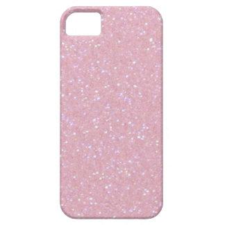 *:・゚Pink Glitter*:・゚ iPhone 5 Cases