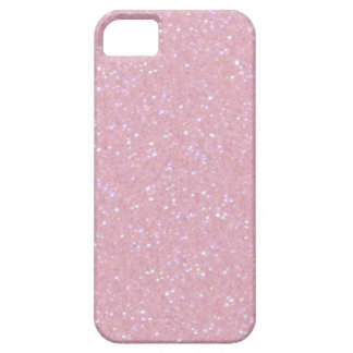 *:・゚Pink Glitter*:・゚ iPhone 5 Cover