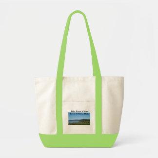 005, Lake Coeur d'AleneCoeur d'Alene, Idaho Canvas Bag