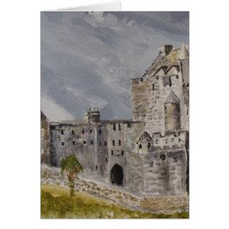 006 Eilean Donan Castle, Scotland Greeting Card