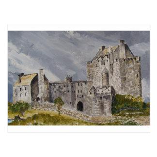 006 Eilean Donan Castle, Scotland Postcard