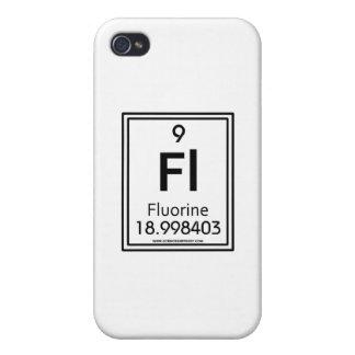 009 Fluorine iPhone 4/4S Covers
