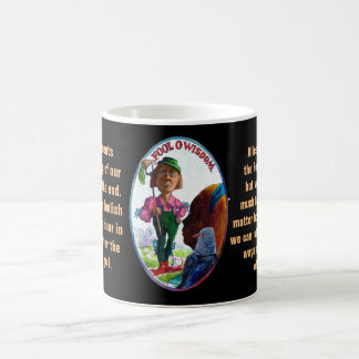 00. The Fool - Alice tarot Coffee Mug