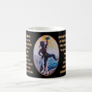 00. The fool - Sailor tarot Coffee Mug