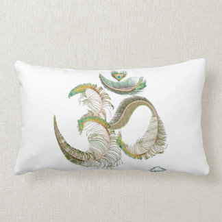 "0101 Om 3, Throw Pillow 13""x21"""