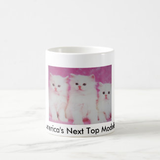 010, America's Next Top Models! Basic White Mug
