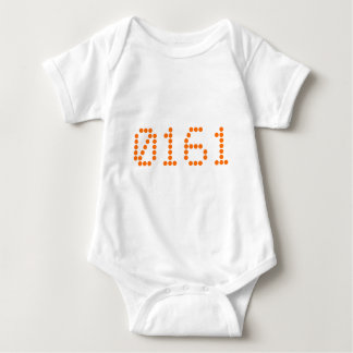 0161 Manchester Baby Bodysuit