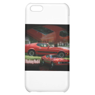 019-1973 Ford Mustang Mach I iPhone 5C Covers