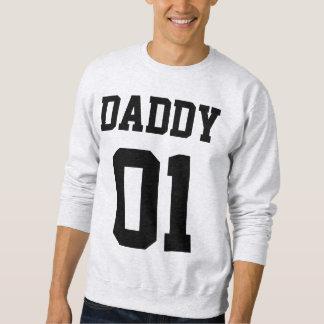 #01 Daddy Customize Sweatshirt