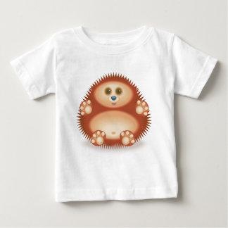 01 Hedgehog Baby T-Shirt