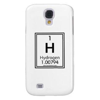 01 Hydrogen Samsung Galaxy S4 Cover