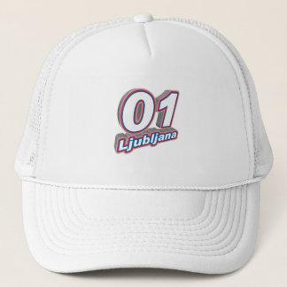 01 Ljubljana Trucker Hat