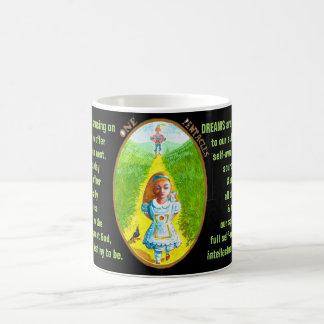 01. One of Pentacles - Alice tarot Coffee Mug