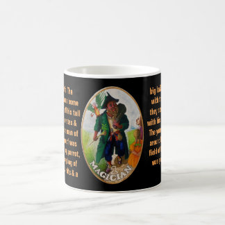 01. The Magician - Sailor tarot Coffee Mug