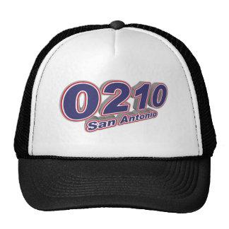 0210 San Antonio Cap