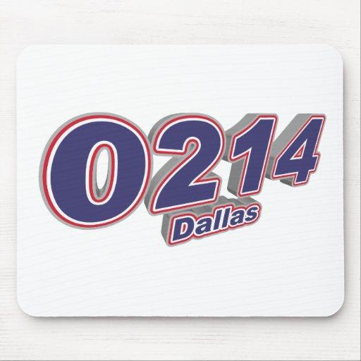 0214 Dallas Mousepads