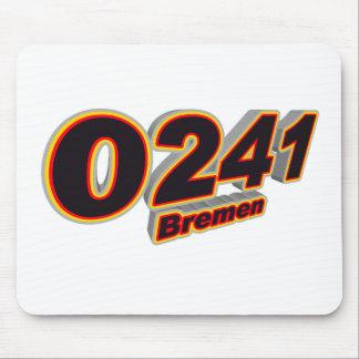 0241 Bremen Mouse Mat