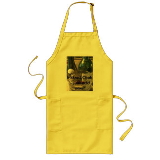 028, Instant Cook - Just add wine! Long Apron