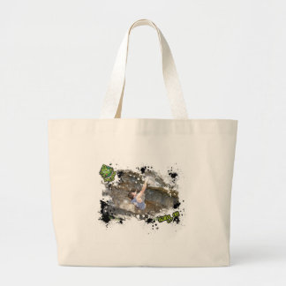 02 Hang on Large Tote Bag
