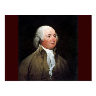 02 John Adams Post Card