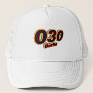 030 Berlin Trucker Hat