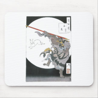 031 - Jade Rabbit (Gyokuto).jpg Mousepad