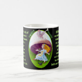 03. Three of Wands - Alice tarot Coffee Mug