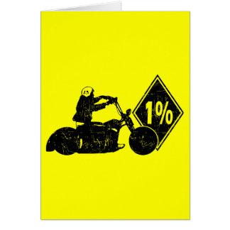 0413032011 Biker 1% Distress (Biker) Card