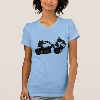 0413032011 Biker 1% Distress (Biker) Tshirt