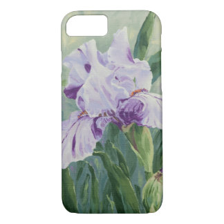 0440 Purple Iris iPhone 7 Case