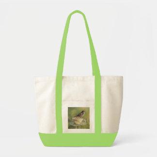0470 Sparrow Tote Bag