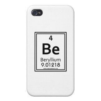 04 Beryllium iPhone 4 Cover
