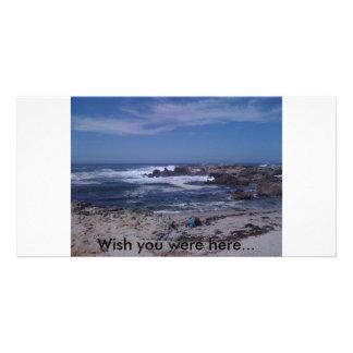 052, Wish you were here... Photo Greeting Card