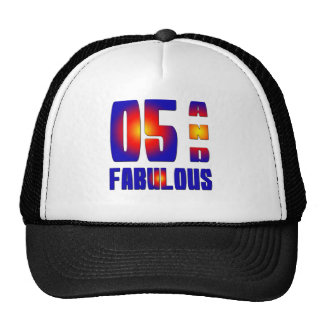05 And Fabulous Trucker Hat