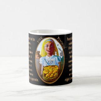 05. Five of Pentacles - Alice tarot Coffee Mug
