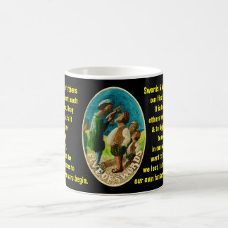 05. Five of Swords - Sailor tarot Coffee Mug