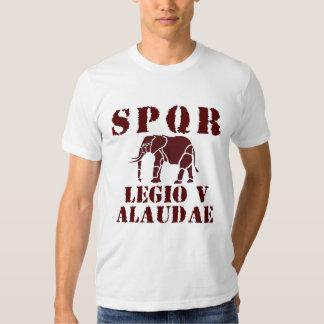 05 Julius Caesar's 5th Legion - Roman Legion Shirt