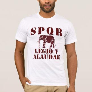 05 Julius Caesar's 5th Legion - Roman Legion T-Shirt