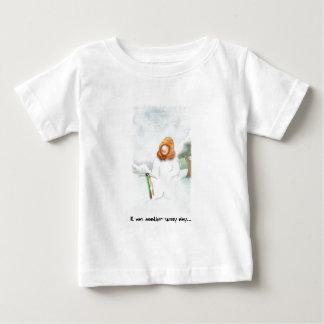 05. Snowman Baby T-Shirt