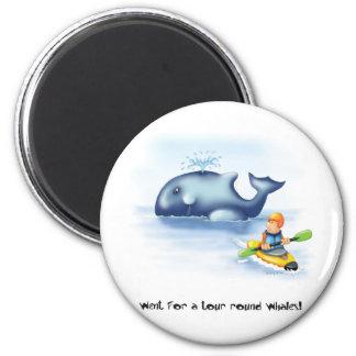 05_wales 6 cm round magnet