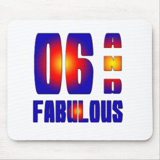 06 And Fabulous Mouse Pads