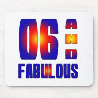 06 And Fabulous Mousepad