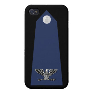 06 Colonel USAF Cases For iPhone 4