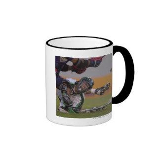 06 Jul 2001:   Casey Powell #22  Long Coffee Mugs